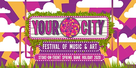 Your City Festival 2020 T1 tickets
