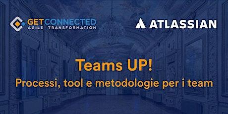 Teams UP! Processi, tool e metodologie per i  team  biglietti