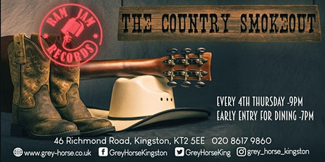 The Country Smokeout - The Thumping Tommys tickets