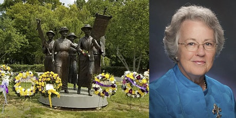 Concept through Completion, The Tennessee Suffrage Monument with Founder, Alma Sanford tickets