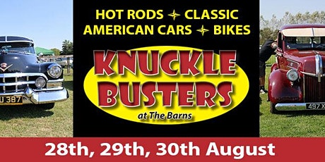 Knuckle Busters at the Barns tickets