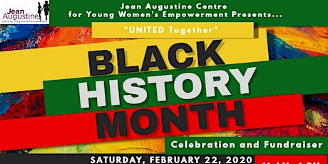 Black History Month Celebration and Fundraiser tickets