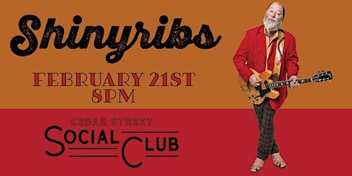 Shinyribs - Cedar Street Social Club - February 21
