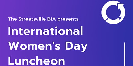 International Women's Day Luncheon tickets