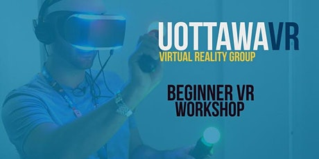 Introduction to Coding in Virtual Reality (Unity) tickets
