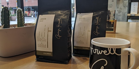 Cupping: Decaf Coffees tickets
