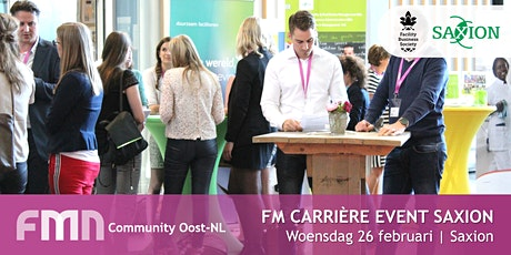 FMN Community Oost: FM Carrière event Saxion tickets