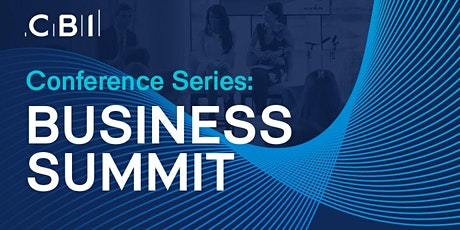 CBI Business Summit - People, Place, Planet tickets