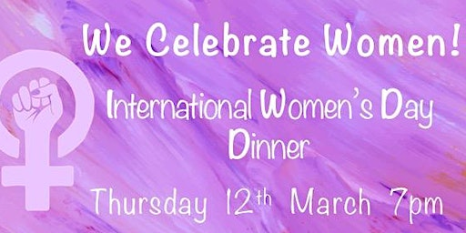 We Celebrate Women! (Cancelled!)