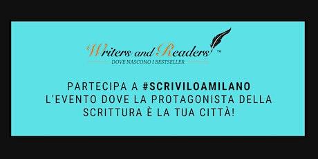 Scrivilo a Milano biglietti