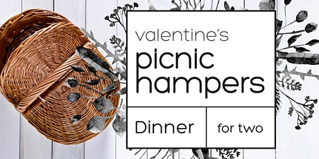 Valentine's Hamper: Dinner for two tickets