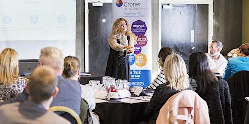 Croner HR & Employment Law Seminar - C10755