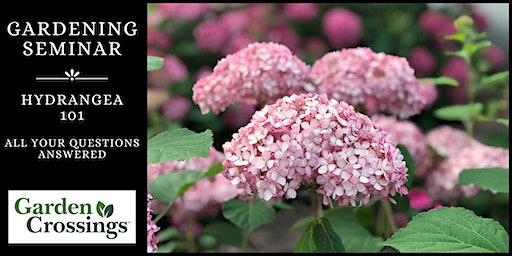 Gardening Seminar - Hydrangea 101