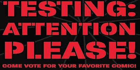 TESTING: ATTENTION PLEASE! tickets