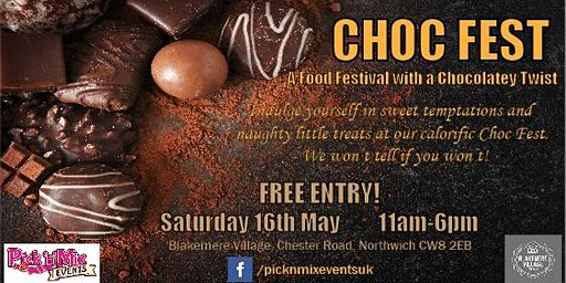 Choc Fest at Blakemere Village