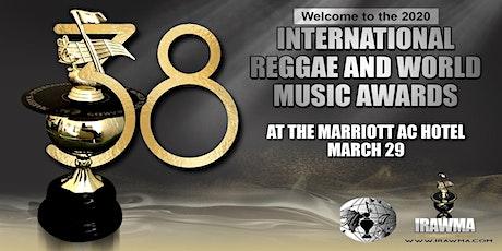 The International Reggae & World Music Awards (IRAWMA) 2020 tickets