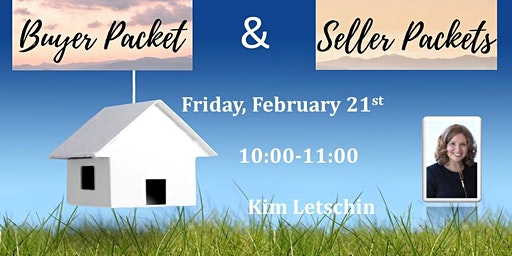 Buyer and Seller Packets by Kim Letschin
