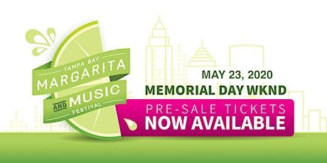 Tampa Bay Margarita & Music Festival 2020 tickets