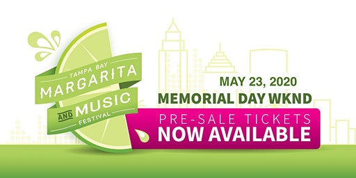 Tampa Bay Margarita & Music Festival 2020