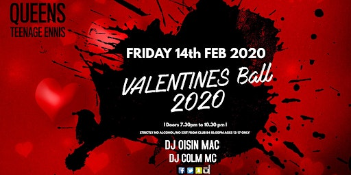 Queens Teen Valentines Ball