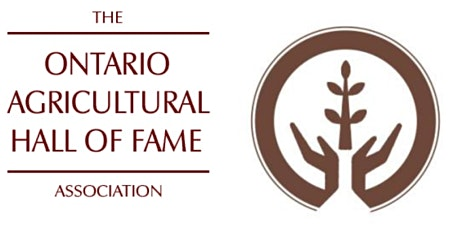 Ontario Agriculture Hall of Fame Induction Ceremony