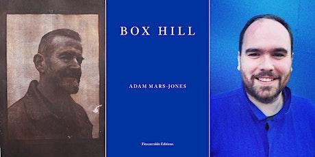 Box Hill: Adam Mars-Jones and Richard Scott tickets