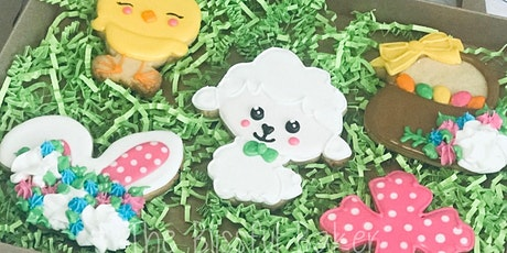 Cookie Decorating Class tickets