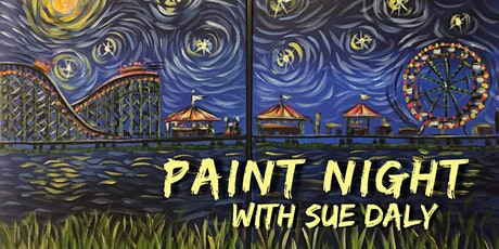 Paint Night with Sue Daly tickets