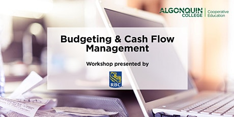 RBC Workshop: Budgeting and Cash Flow Management tickets