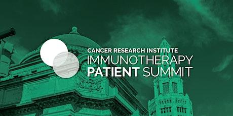 CRI Immunotherapy Patient Summit - Buffalo  tickets