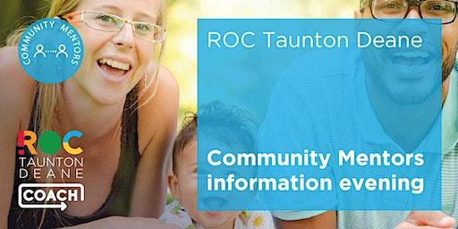 ROC TD Community Mentors Information Evening