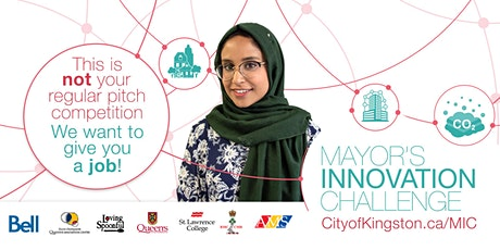 2020 Mayor's Innovation Challenge Pitch Competition tickets