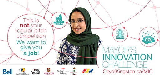 2020 Mayor's Innovation Challenge Pitch Competition