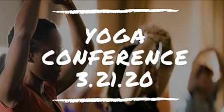 Yoga Conference tickets