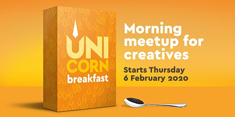 Unicorn Breakfast tickets