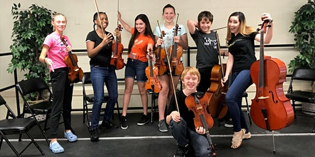String Chamber Ensemble - 2020 Tampa Music Summer Camp tickets