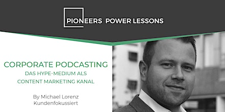 Corporate Podcasting Tickets