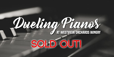 Dueling Pianos at Westview Orchards tickets