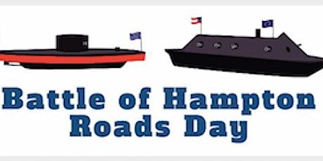 Battle of Hampton Roads Museum Visit tickets