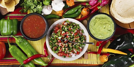 Mexican Cooking Class tickets