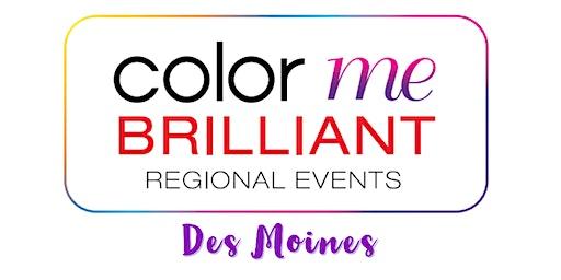 Color Me Brilliant - Des Moines