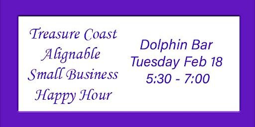 Treasure Coast Alignable Happy Hour Meet & Greet for Small Businesses