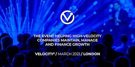 Velocity² 2021 tickets