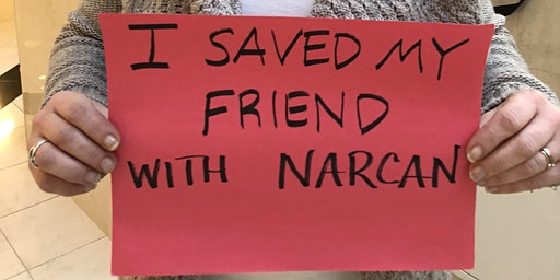 February Narcan Train the Trainer