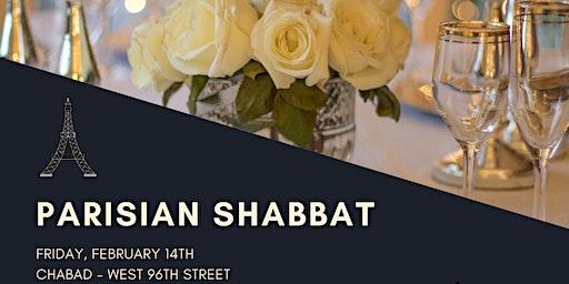 Parisian Shabbat