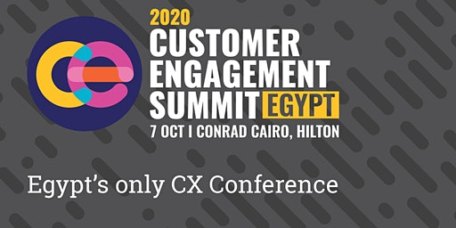Customer Engagement Summit Egypt 2020