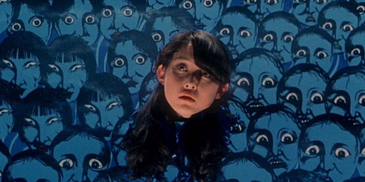 35mm movie palace screening of Japanese horror classic HOUSE