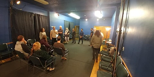 21+ Improv Game Night @ Malvern Arts
