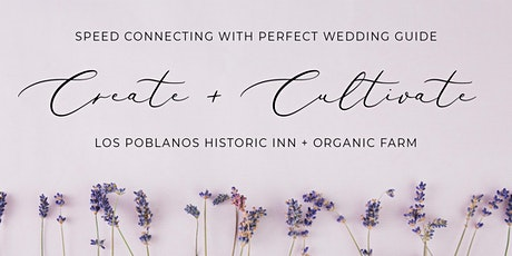 Speed Connecting for Wedding Experts | Perfect Wedding Guide New Mexico tickets