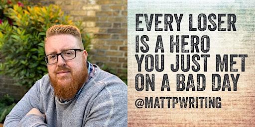 Matt Preston's book launch